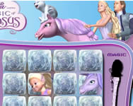 Barbie magic pegazus online játék