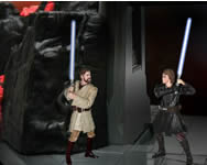 Jedi vs Jedi blades of light játék